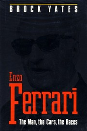 Enzo Ferrari by Brock Yates