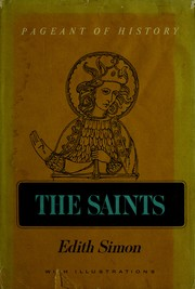Cover of: The saints