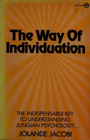 The way of individuation by Jolande Székács Jacobi