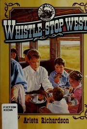 Cover of: Whistle-stop west
