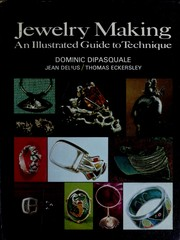 Cover of: Jewelry making