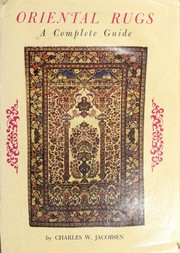 Cover of: Oriental rugs