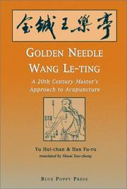 Golden needle Wang Le-ting =