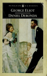 Cover of: Daniel Deronda | George Eliot