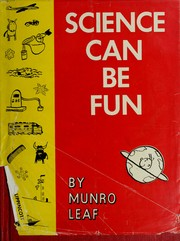 Cover of: Science Can Be Fun
