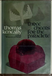 Cover of: Three Cheers for the Paraclete