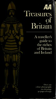 Cover of: Treasures of Britain and treasures of Ireland
