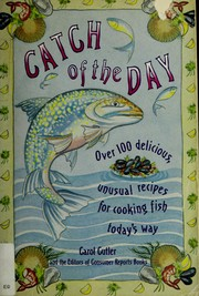 Cover of: Catch of the day | Carol Cutler