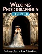 Cover of: Wedding photographer's handbook