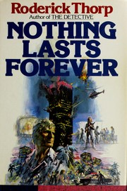 Cover of: Nothing lasts forever