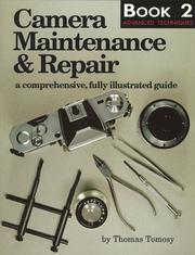 Cover of: Camera Maintenance & Repair: Book 2