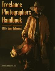 Cover of: Freelance photography handbook | Cliff Hollenbeck
