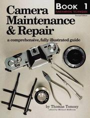 Cover of: Camera maintenance & repair