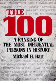 Cover of: The 100 | Michael H. Hart