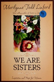 Cover of: We are sisters: inspiration for women