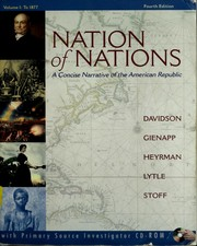 Cover of: Nation of nations