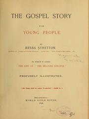 Cover of: The gospel story for young people