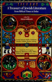 Cover of: A Treasury of Jewish Literature