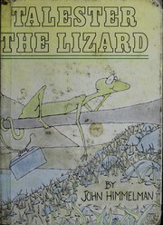 Cover of: Talester the lizard