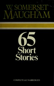 Cover of: Sixty-five short stories