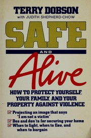 Cover of: Safe and alive | Terry Dobson