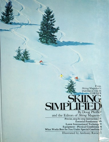 Skiing simplified by J. Douglas Pfeiffer