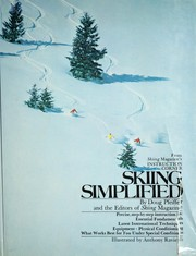 Cover of: Skiing simplified | J. Douglas Pfeiffer
