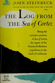 Cover of: Sea of Cortez