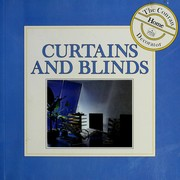 Cover of: CONRAND H D: CURTAINS AND BLIN (The Conran Home Decorator)