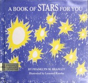Cover of: A book of stars for you | Franklyn M. Branley
