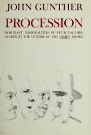 Cover of: Procession