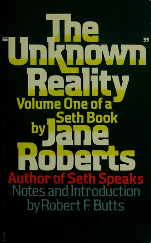 """The """"Unknown"""" Reality, Vol. 1"""