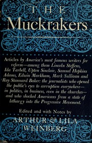 Cover of: The muckrakers | Arthur Weinberg