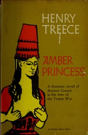 Cover of: Amber princess