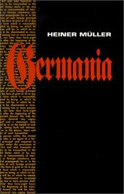 Cover of: Germania