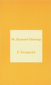 Cover of: L'Avancée by