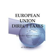 Cover of: European Union Direct Taxes |