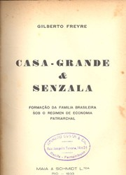 Cover of: Casa-grande & senzala