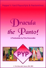 Cover of: Dracula the Panto!