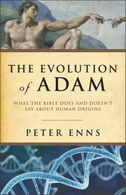Cover of: The evolution of Adam
