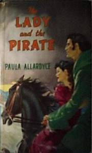 Cover of: The Lady and the Pirate |