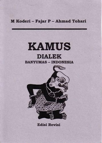 Kamus dialek Banyumas-Indonesia