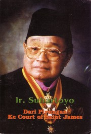 Cover of: Ir. Suhartoyo; Dari Piyungan ke Court of St. James