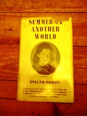 Cover of: Summer in another world | Evelyn Hardy