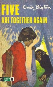 Cover of: Five are together again | Enid Blyton