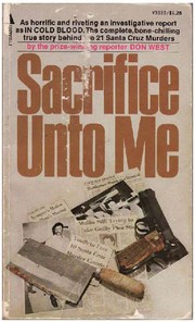 Cover of: Sacrifice Unto Me