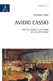 Cover of: Avidio Cassio