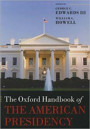 Cover of: Oxford Handbook of the American Presidency