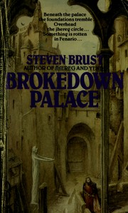 Cover of: Brokedown Palace | Steven Brust