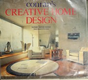 Cover of: Conran's creative home design